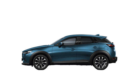 MAZDA CX-3 SKYPASSION + NAVI  6AT 4x2