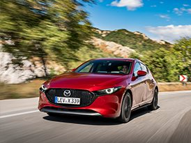 Το Mazda3 νικητής του Women's World Car Of The Year 2019