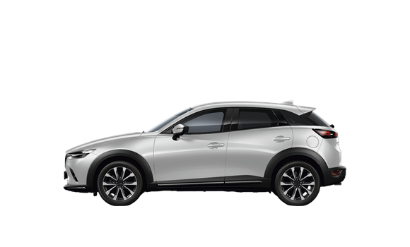 Mazda CX-3 Ceramic Metallic