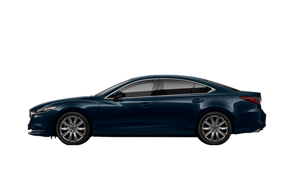Mazda6 Deep Crystal Blue
