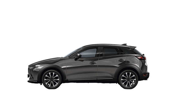 Mazda CX-3 Machine Grey