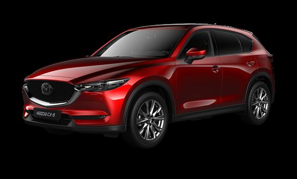 Akční nabídka - Mazda CX-5