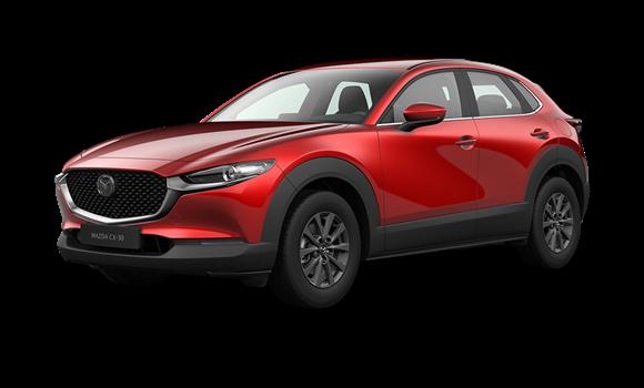 Akční nabídka - Mazda CX-30