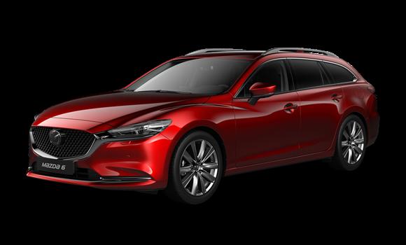 Akčná ponuka - Mazda6